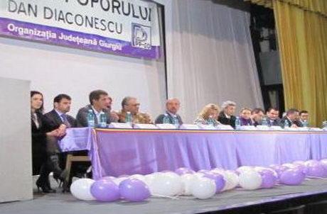 Dan Diaconescu fara succes la Giurgiu