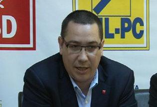Ponta condamna declaratiile lui Traian Basescu