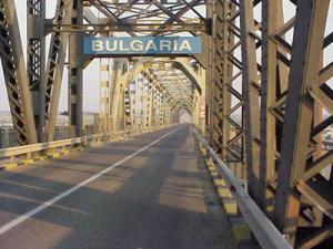Luni se blocheaza podul dintre Giurgiu si Ruse