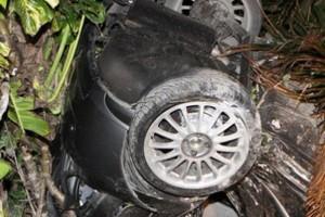 Accident pe DN5