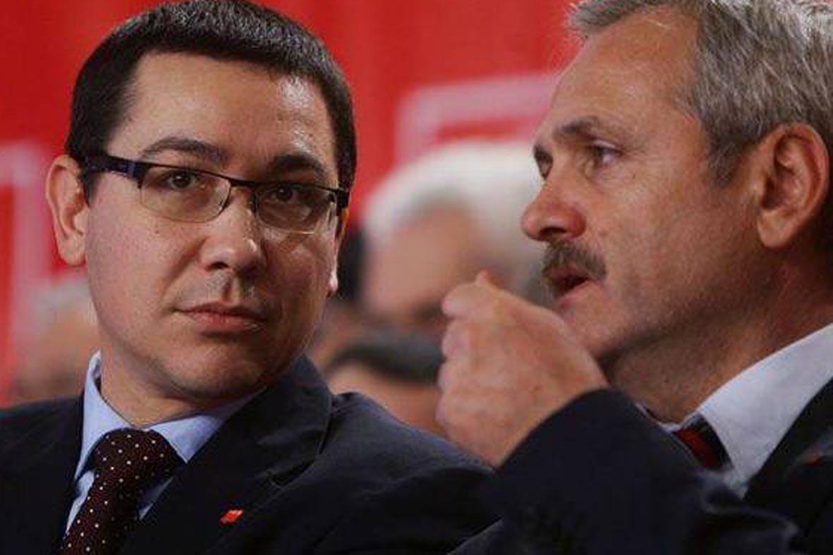 Razboi intre liderii PSD!