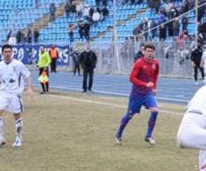 Amical: Steaua - Astra II Giurgiu 1-1
