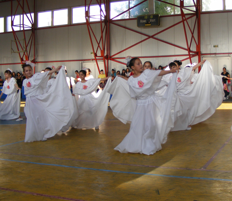 Floria Dance – evolutia si pentru giurgiuveni