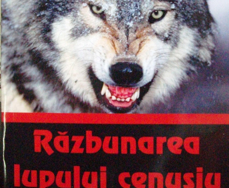 Razbunarea lupului cenusiu, romanul cu numarul 12 al lui Tudor Radan