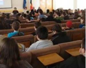 "La scoala ""Academician Marin Voiculescu"" Giurgiu au fost premiata performanta"