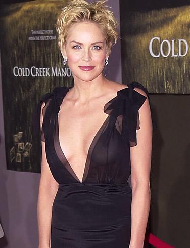 Sharon Stone nu mai merge in Delta Dunarii
