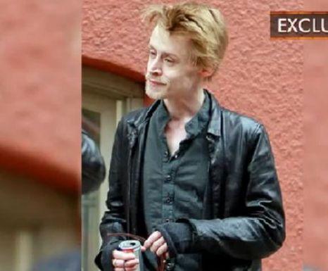 Macaulay Culkin mai are sase luni de trait