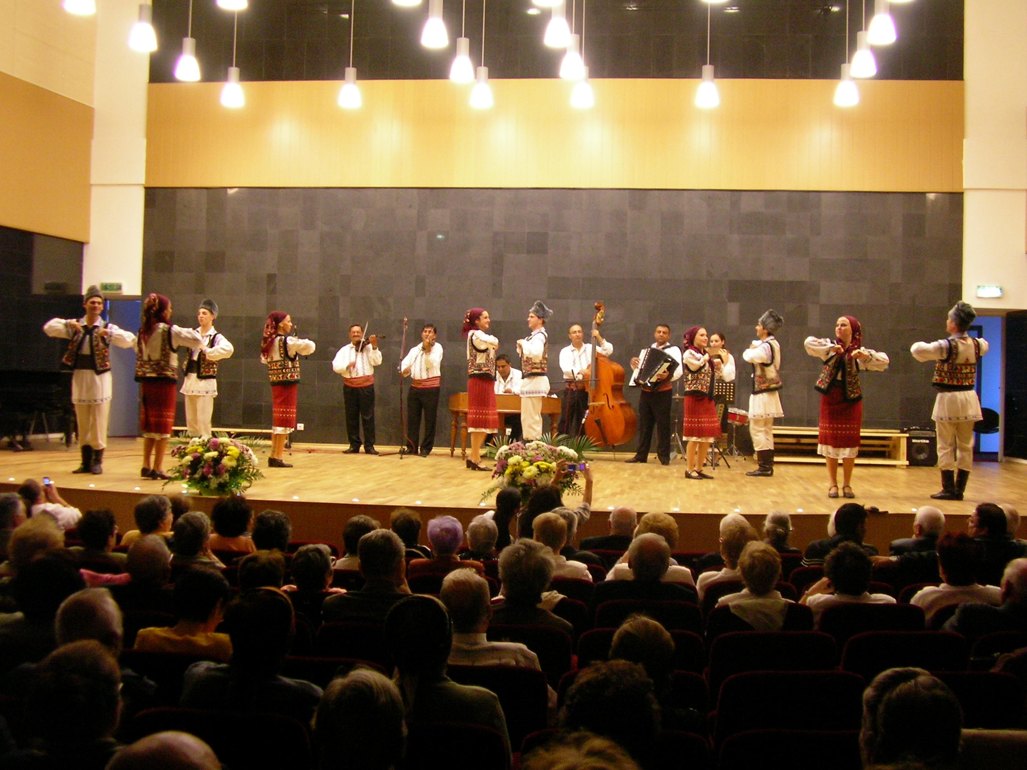 Doua zile de muzica populara la Ateneul Balanescu