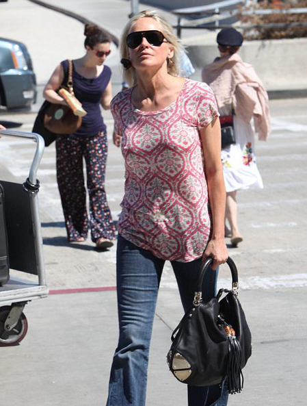 Iata cum arata Sharon Stone la 54 de ani!