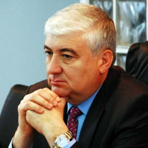 Nicolae Barbu, primarul municipiului Giurgiu