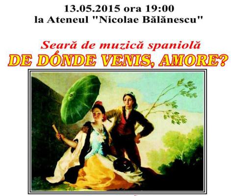 muzica spaniola