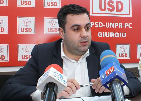 Razvan Cuc - PSD