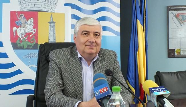 primarul Nicolae Barbu - 3 ani