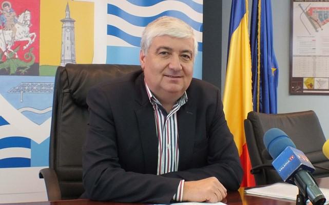 Nicolae Barbu - primarul municipiului Giurgiu