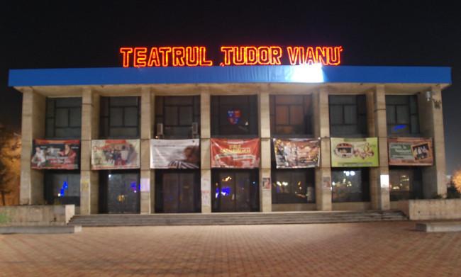 teatrul tudor vianu