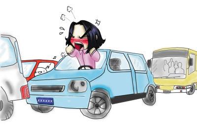 agresivitate volan