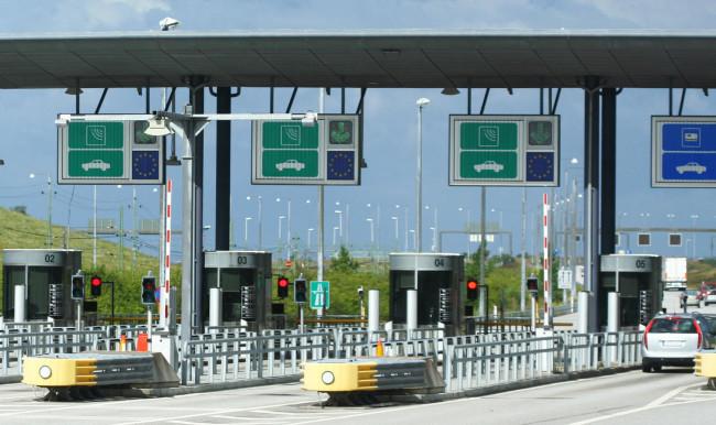 taxa de autostrada