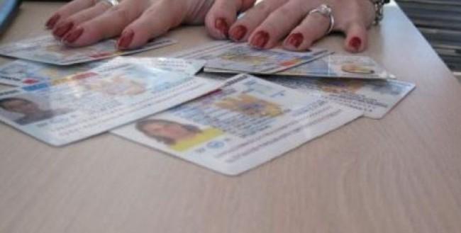 carti identitate