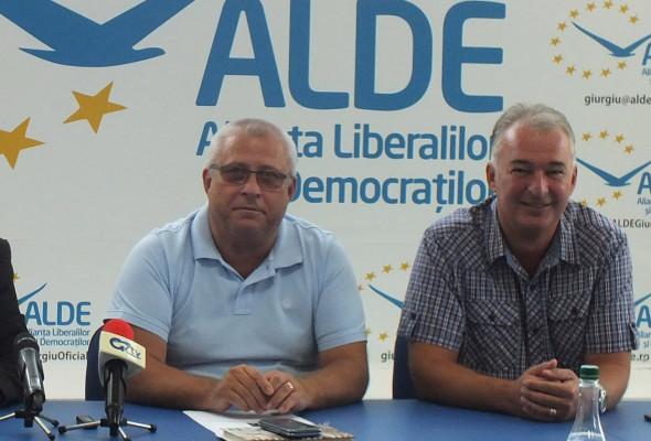 ALDE x