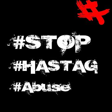 hastag abuse 1
