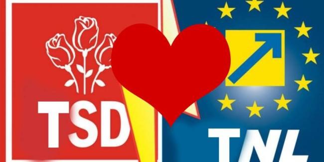 dragoste TNL TSD