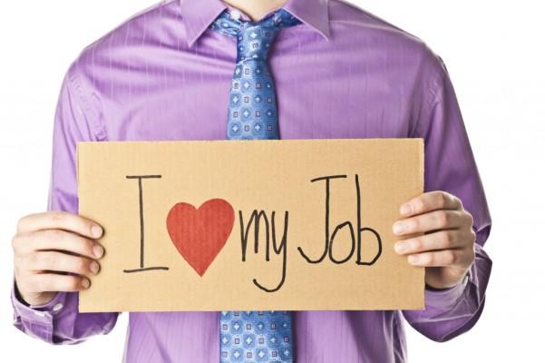 my job